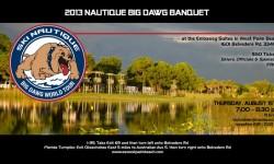 2013 Big Dawg Banquet Invite